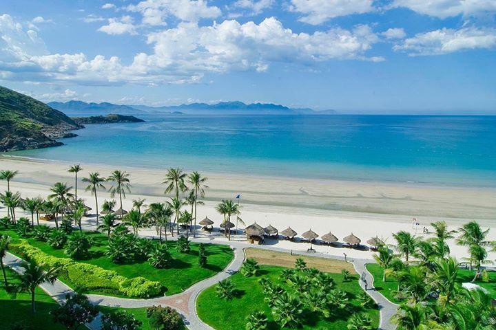 Пляжный отдых в Нячанге Вьетнам
