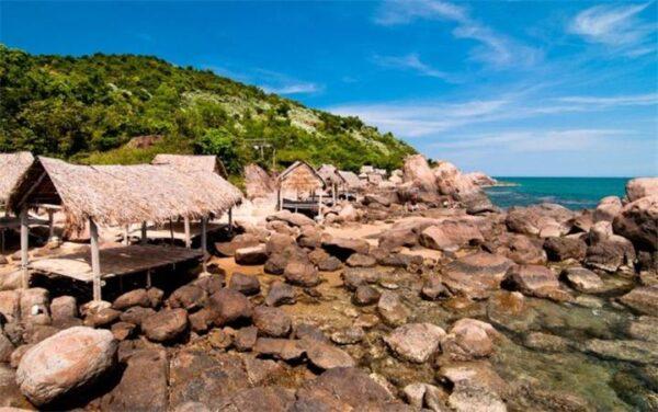 Полуостров Сон Тра во Вьетнаме