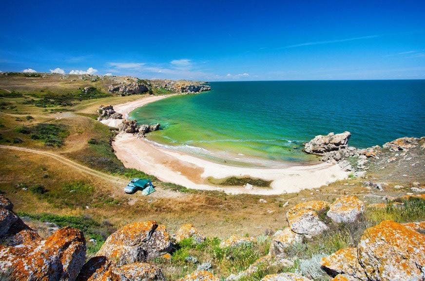 Природа Азовского моря