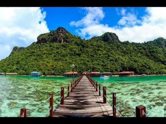 Природа Малайзии - пляжи и отдых