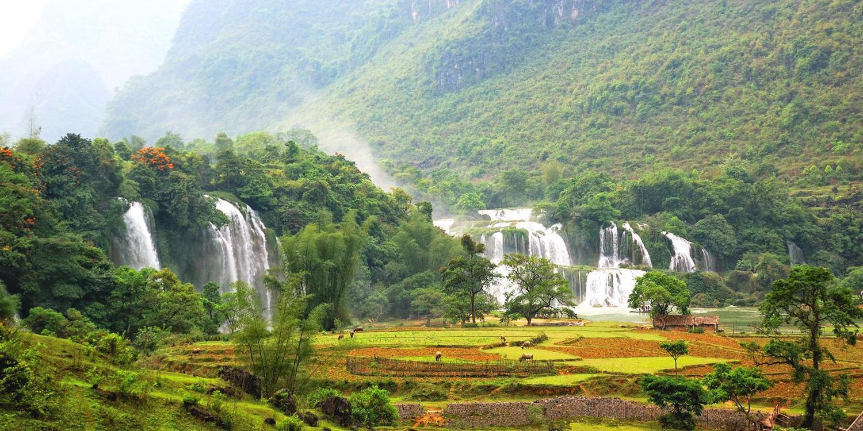 Природные достопримечательности Камбоджи
