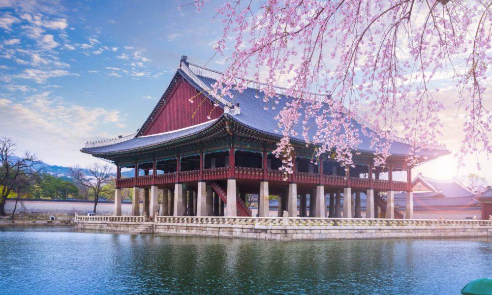 Романтический отдых в Южной Корее