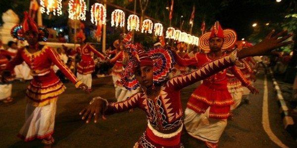 Шри-Ланка-туризм