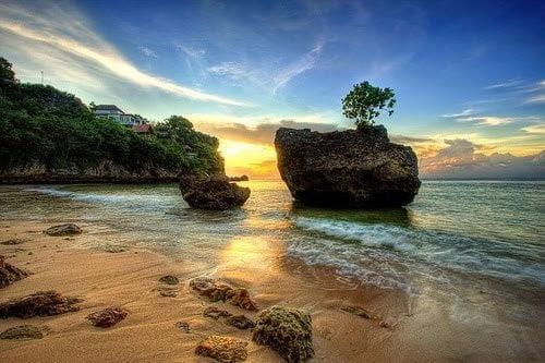 Пляжи острова Бали – индонезийская сказка