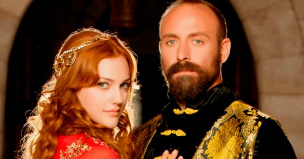 Великолепный век - Хюррем и султан