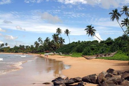 Сезоны и курорты для отдыха на Шри-Ланке