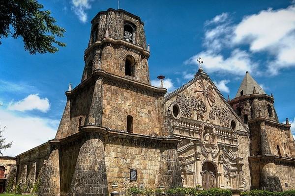 Церковь Миагао на Филиппинах