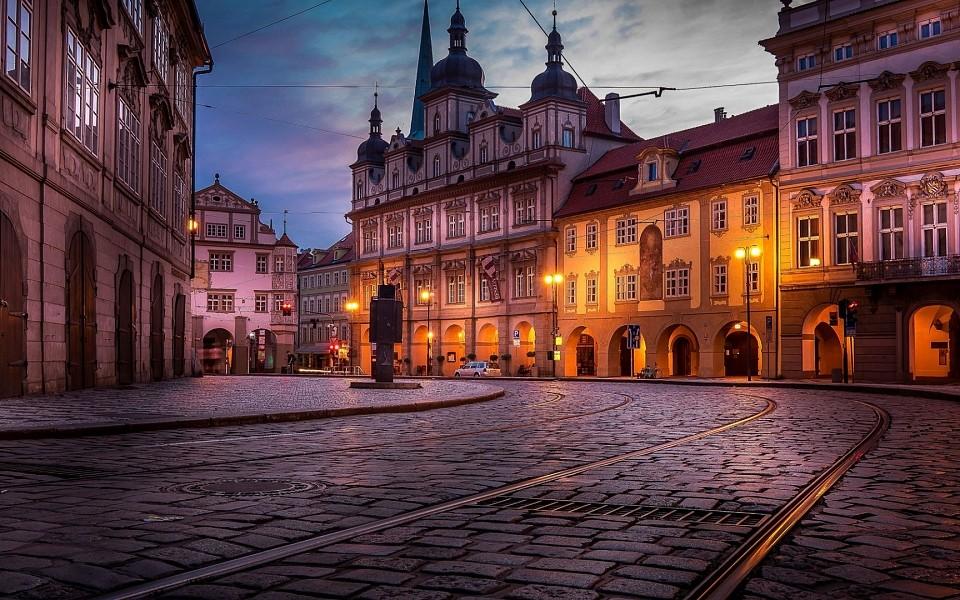 Улицы Чехии - красивые фото