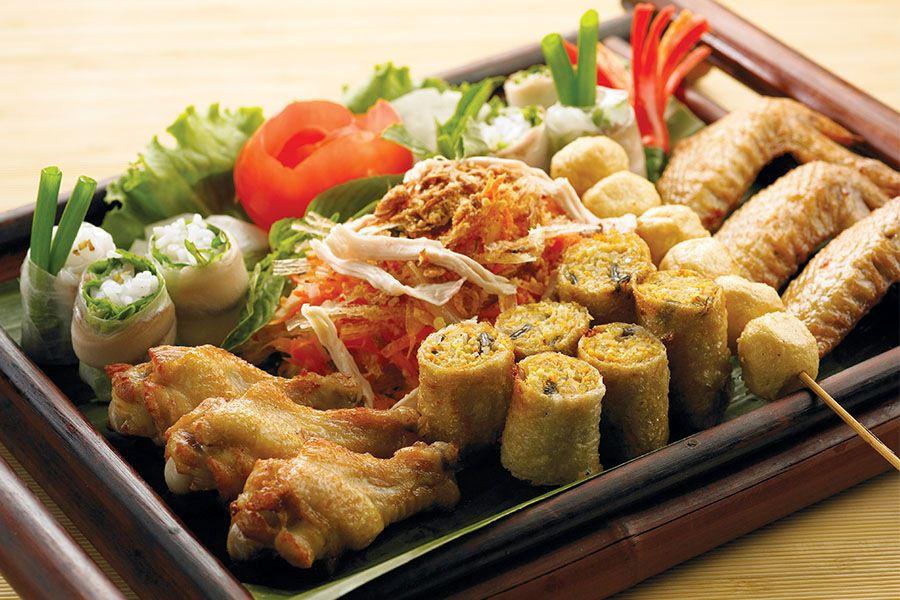 Вьетнамская кухня - что попробовать
