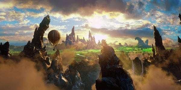 Волшебная страна нашего мира