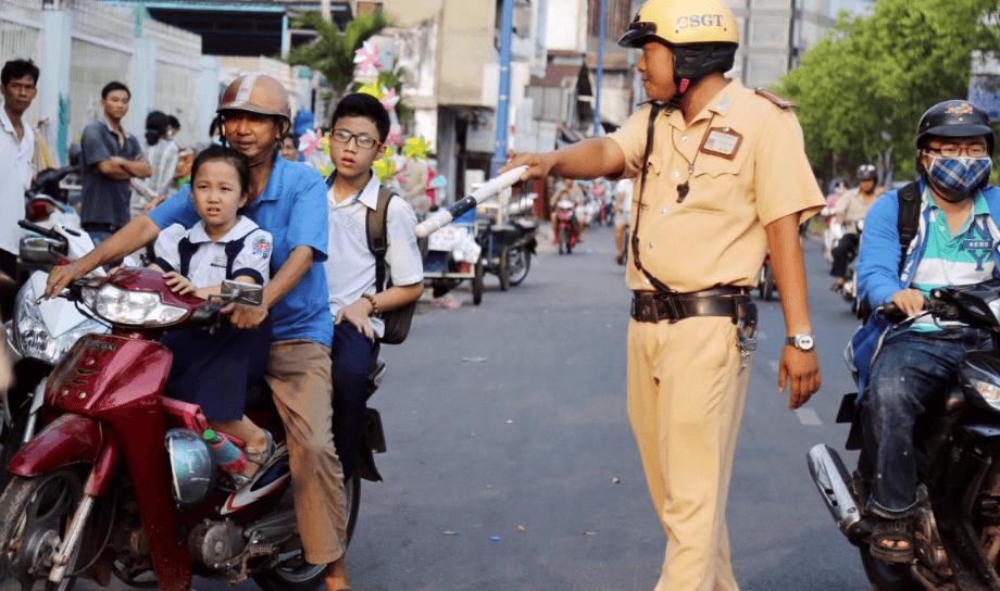 Воровство и обман во Вьетнаме