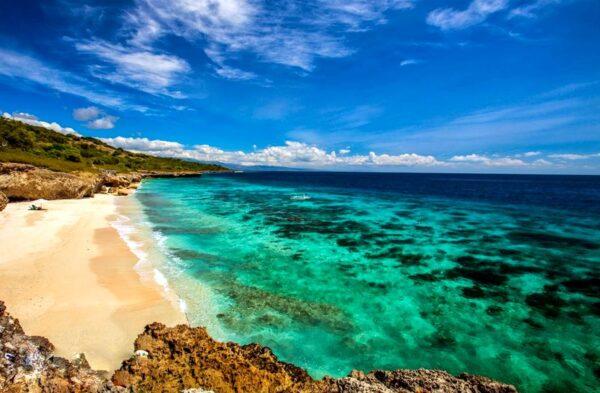 Восточный Тимор - красивые пляжи