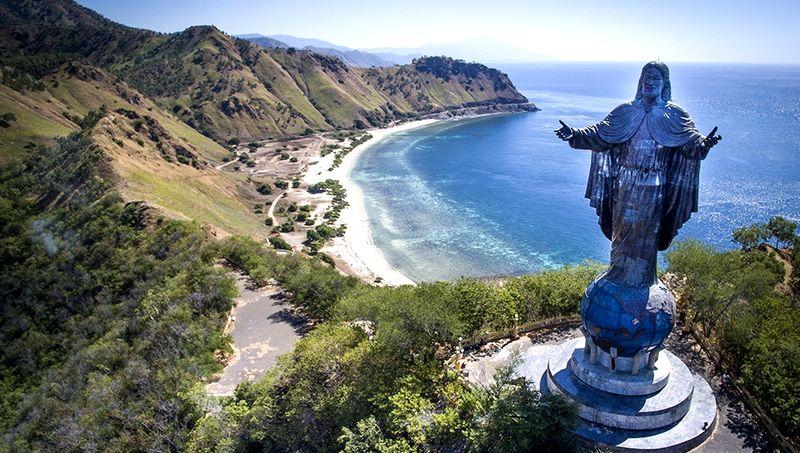 Восточный Тимор - отдых 2020