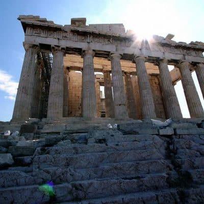 Афины: столица европейской античности