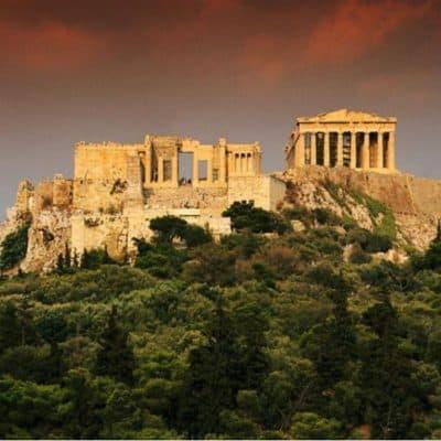 Афины — колыбель цивилизации