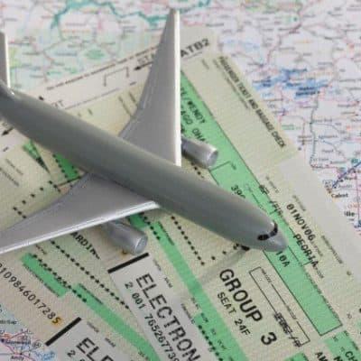 Авиабилеты из Санкт-Петербурга