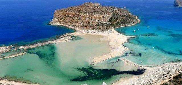 Лагуна Балос, пляжи Крита