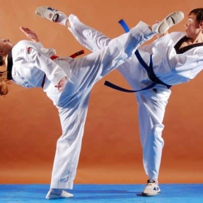 Боевые искусства в Корее