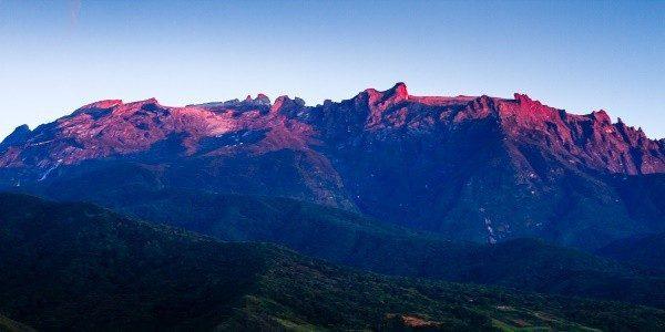 Как встретить рассвет на горе Кинабалу