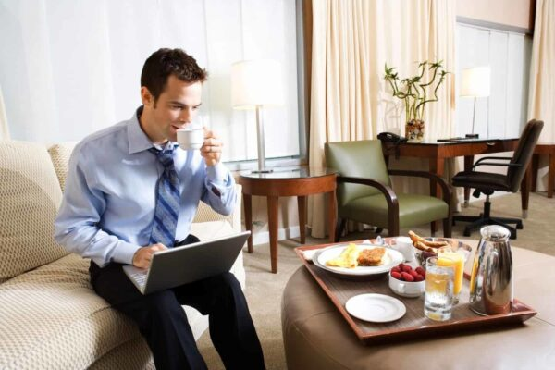 Где забронировать отель для деловой поездки?