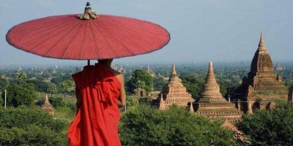 Путешествие по Мьянме