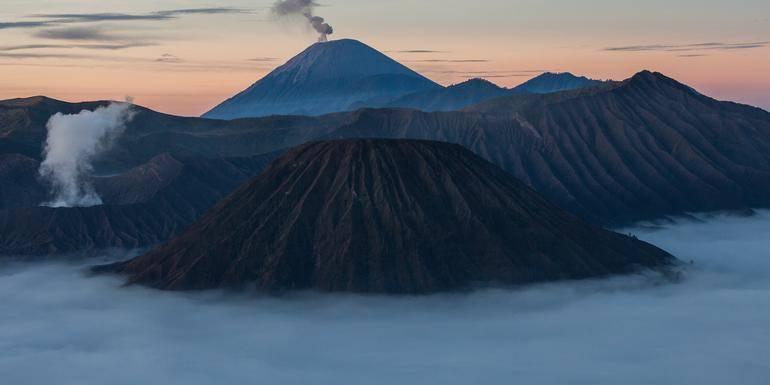 Природные заповедники Индонезии на острове Суматра
