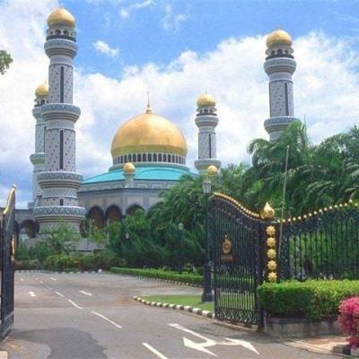 Достопримечательности Брунея: дворец султана