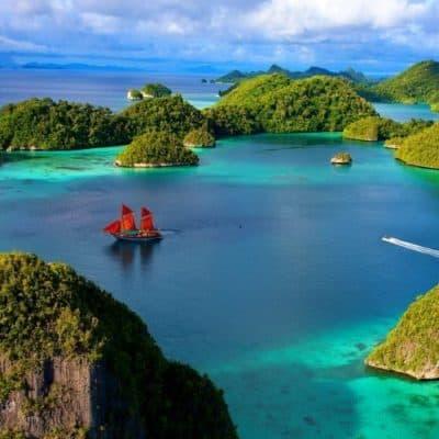 Достопримечательности и кухня Индонезии