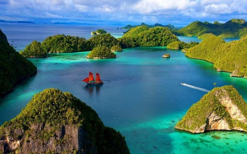 Достопримечательности и кухня в Индонезии