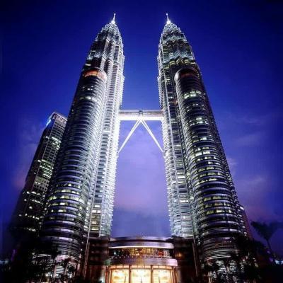 Достопримечательности Малайзии: башни Петронас