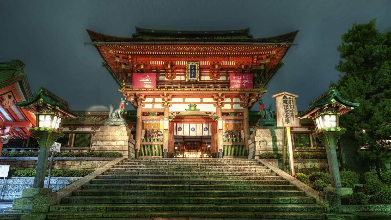 Буддистские храмы Японии - туристический маршрут