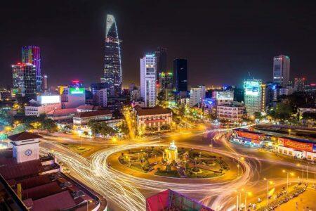 Вьетнам ночью - отдых на лучших курортах