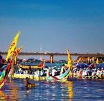 Фестиваль Бон Ом Тук в Камбодже