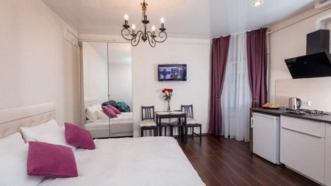 Апартаменты в СПб - аренда посуточно, цены