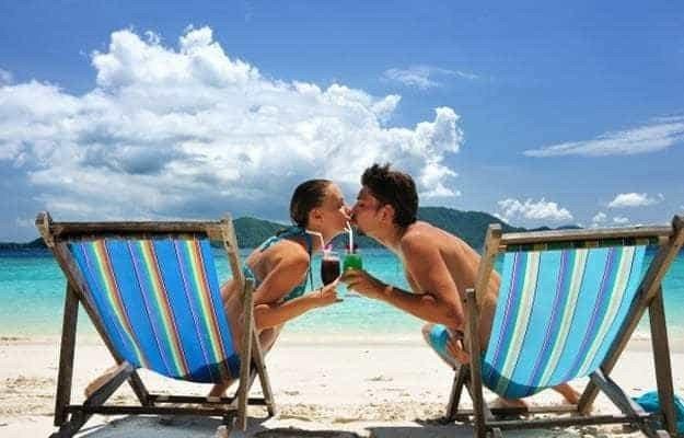 Романтичный отпуск