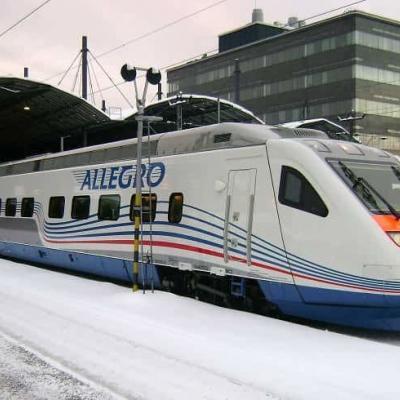 Как добраться в Финляндию на поезде, автомобиле, паромом?