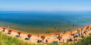 Азовское море отдых