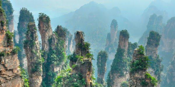 Места, которые стоит посетить в Азии