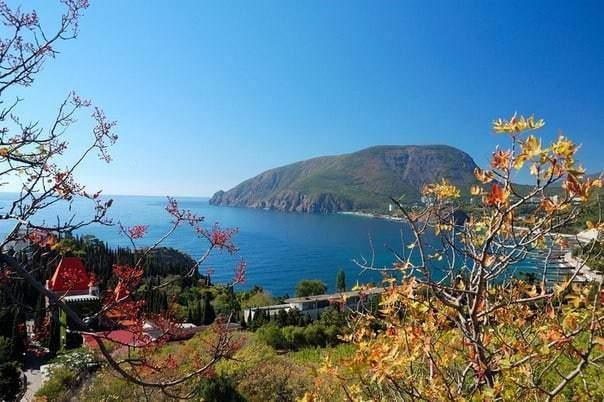 Гостиница для семейного отдыха в Крыму