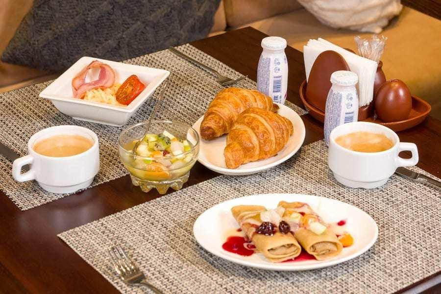 Отели с завтраком - как планировать отдых?