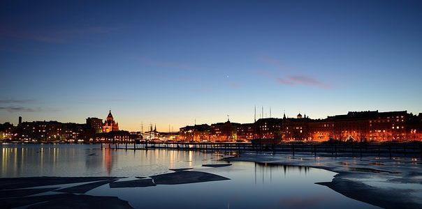 Почему стоит поехать в Хельсинки?