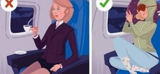10 секретов о полётах