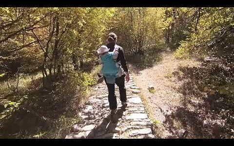 Отдых в Греции с детьми-ущелье Викос (Vikos Gorge)