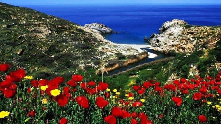 Отдыха в Греции - фото пейзажей
