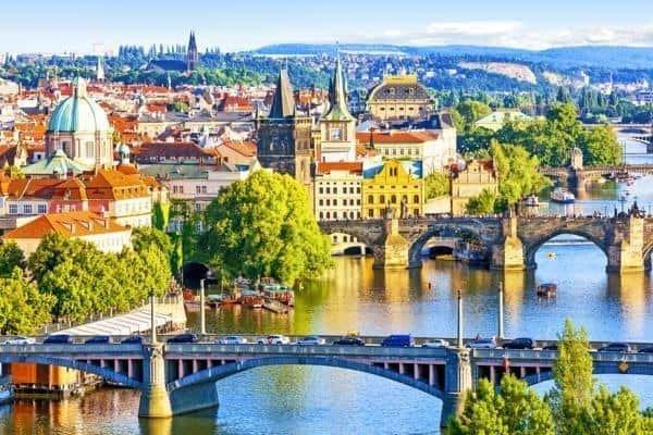 Факты о Чехии