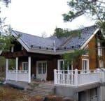 Недвижимость в Финляндии — коттеджи