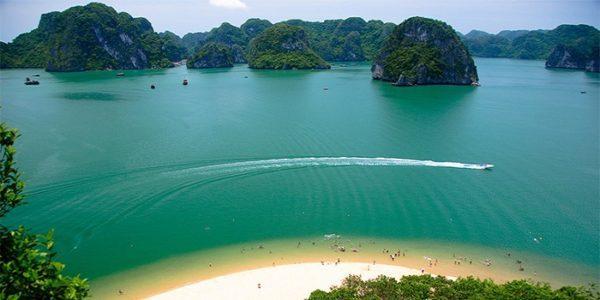 Лучшие пляжи Вьетнама для отдыха в компании