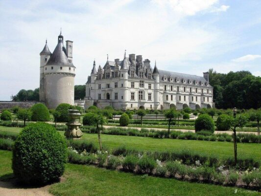 Замки во Франции