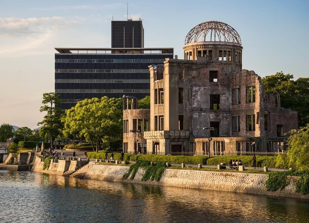 Экскурсии в Хиросиме, Япония