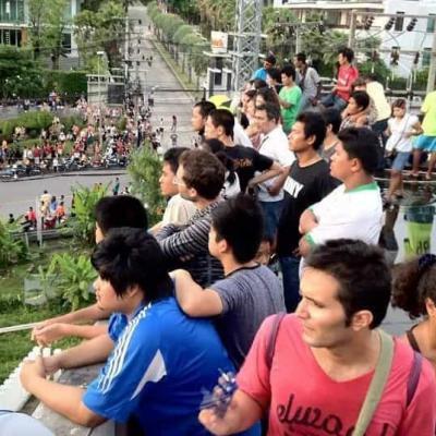 Меры безопасности туристов в Таиланде